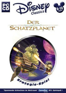 Der Schatzplanet - Treasure Planet (niemiecki) (PC)