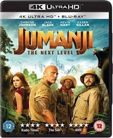 Jumanji - The Next Level (4K Ultra HD) (UK)
