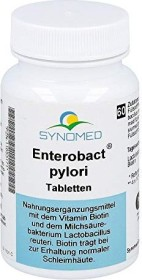 Synomed Enterobact pylori Tabletten, 60 Stück