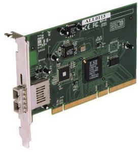 Allnet ALL0113, 1x 1000Base-SX, 64bit PCI