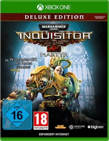 Warhammer 40.000: Inquisitor - Martyr - Deluxe Edition (Xbox One)