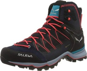 Salewa Mountain Trainer Lite Mid GTX premium navy/blue fog (Damen) (61360-3989)