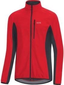 Gore Wear C3 Windstopper Classic Fahrradjacke rot/schwarz (Herren) (100259-3599)