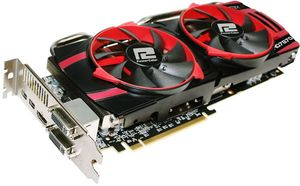 PowerColor Radeon HD 7870 GHz Edition PCS+ Vortex II, 2GB GDDR5, 2x DVI, HDMI, 2x mini DisplayPort (AX7870 2GBD5-2DHPPV)
