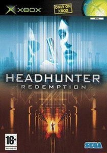 Headhunter - Redemption (deutsch) (Xbox)