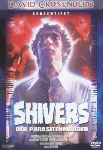 Shivers - Der Parasitenmörder -- via Amazon Partnerprogramm
