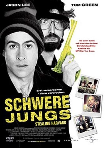 Schwere Jungs - Stealing Harvard -- via Amazon Partnerprogramm