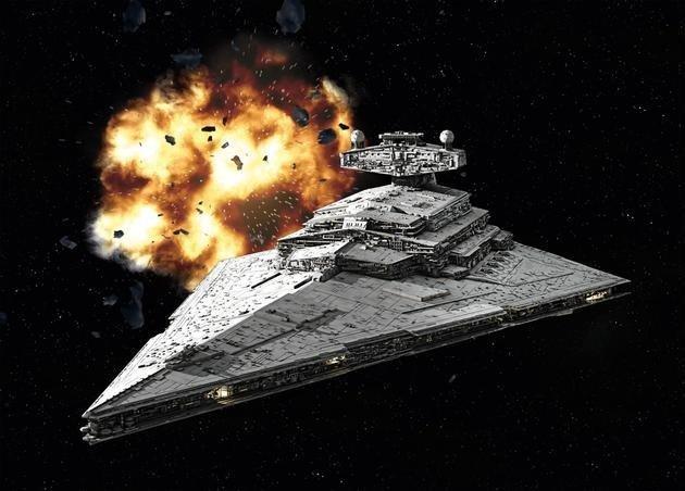 Revell Star Wars Imperial Star Destroyer (03609)