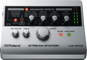 Roland UA-4FX2 Stream Station