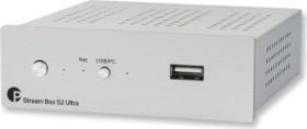 Pro-Ject Stream Box S2 Ultra silber