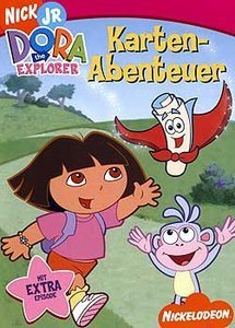 Dora The Explorer - Karten-Abenteuer
