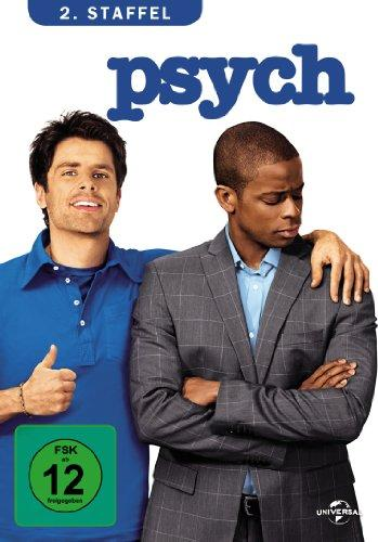 Psych Season 2 -- via Amazon Partnerprogramm