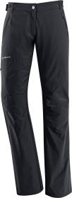 VauDe Farley Stretch II Hose lang schwarz (Damen) (04576-010)