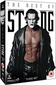Wrestling: WWE - The Best of Sting (DVD)