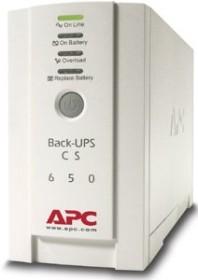 APC Back-UPS CS 650, USB/seriell (BK650EI)