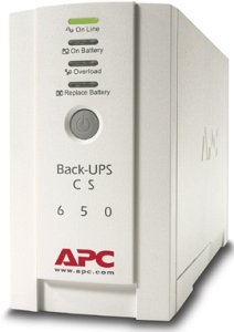 APC Back-UPS CS 650, USB/serial (BK650EI)