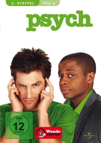 Psych Season 1.1 -- via Amazon Partnerprogramm