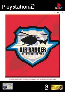 Air Ranger Rescue Helicopter (niemiecki) (PS2)