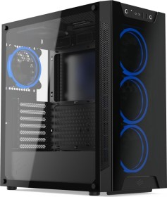 SilentiumPC Armis AR6X TG RGB, Glasfenster (SPC258)