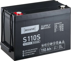 Accurat Supply S110s AGM (TN3604)