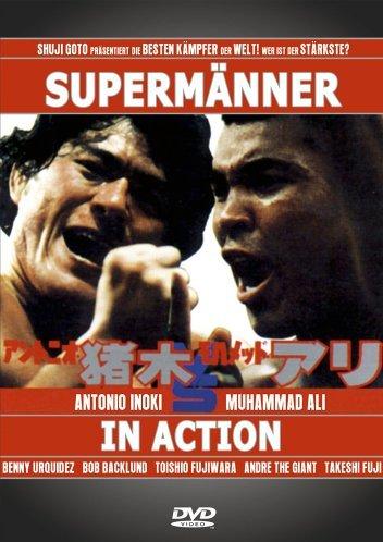 Supermänner in Action - Giganten im Ring -- via Amazon Partnerprogramm