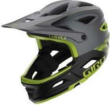 Giro Switchblade MIPS Fullface-Helm matte lime/black