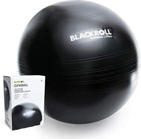Blackroll Gymball 65cm Sitzball schwarz