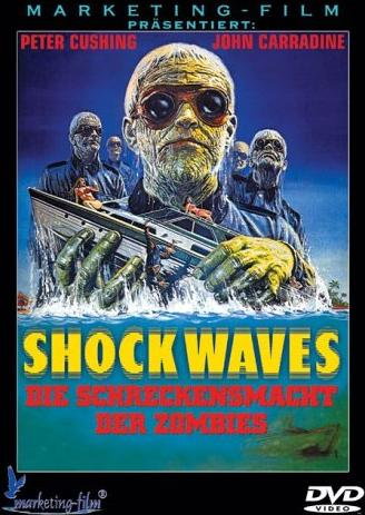 Shock Waves - Die Schreckensmacht ten Zombies -- przez Amazon Partnerprogramm