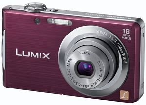Panasonic Lumix DMC-FS18 purple
