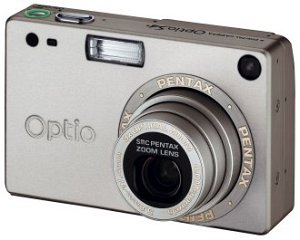 Pentax Optio S4 (various bundles)
