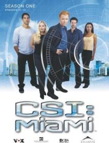 CSI Miami Season 1.2 (DVD)