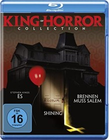 Salem's Lot - Brennen muss Salem (Blu-ray)