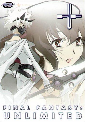 Final Fantasy Unlimited Vol. 4 -- via Amazon Partnerprogramm