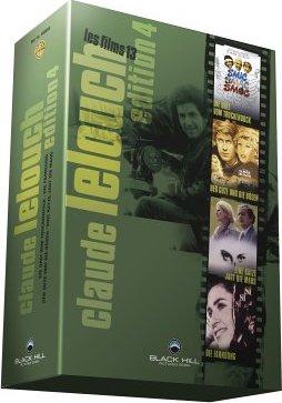 Claude Lelouch Collection 4 -- via Amazon Partnerprogramm