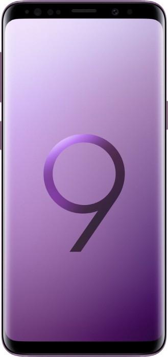 Samsung Galaxy S9 Duos G960F/DS 64GB violett (SM-G960FZPD)