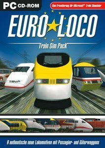 Train Simulator - Euro Loco (Add-on) (German) (PC)