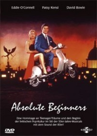 Absolute Beginners - Junge Helden (DVD)