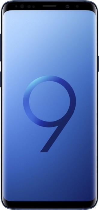 Samsung Galaxy S9+ Duos G965F/DS 64GB blau (SM-G965FZBD)