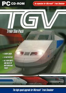 Train Simulator - TGV (Add-on) (niemiecki) (PC)