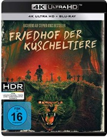 Friedhof der Kuscheltiere (4K Ultra HD)