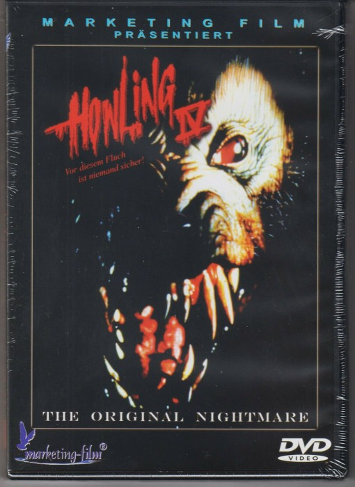 Howling 4 - The Original Nightmare -- via Amazon Partnerprogramm