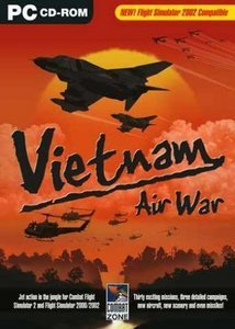 Combat Flight Simulator 2 - Vietnam Air War (Add-on) (German) (PC)