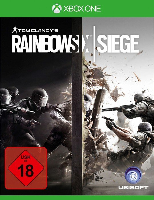 Rainbow Six: Siege - Gold Edition (Xbox One)