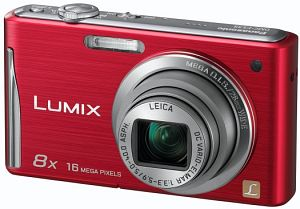 Panasonic Lumix DMC-FS35 red