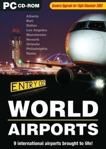 Flight Simulator 2002 - World Airports (Add-on) (deutsch) (PC)