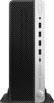 HP ProDesk 600 G4 SFF, Core i5-8500, 8GB RAM, 500GB HDD (4TS43AW#ABD)