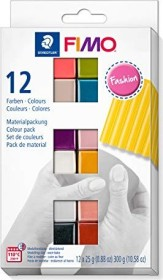 Staedtler Fimo Soft Materialpackung 300g fashion (8023 C12-5)