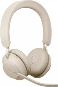 Jabra Evolve2 65 - USB-C MS Stereo with Charging Stand beige (26599-999-888)