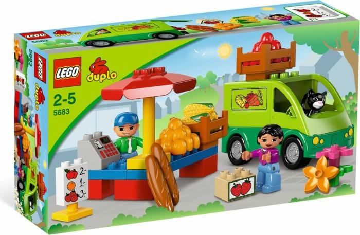 LEGO DUPLO Stadt - Marktstand (5683) -- via Amazon Partnerprogramm