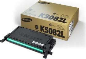 Samsung Toner CLT-K5082L schwarz hohe Kapazität (SU188A)